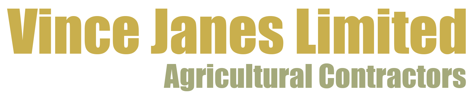 Vince Janes Limited - Agricultural Contractors